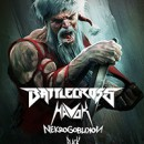 "Battlecross to honor veterans on the 2015 ""Winter Warriors Tour"" with Havok, Nekrogoblikon and Black Fast"