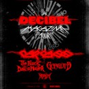 Third Annual Decibel Magazine Tour Lineup and Dates Announced