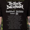 THE BLACK DAHLIA MURDER Announce The Second Headlining Leg of The Indiemerch Tour 2015