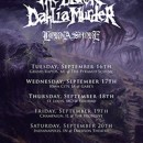 The Black Dahlia Murder announce September shows with Lorna Shore