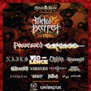 Carcass, Intronaut, Xibalba added to final lineup of Decibel Magazine Metal & Beer Fest LA 2019