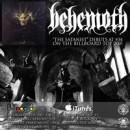 "BEHEMOTH's ""The Satanist"" debuts at #34 on the Billboard Top 200"
