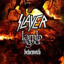 Slayer, Lamb of God, and Behemoth to spread the apocalypse this summer on tour in North America