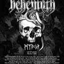 Behemoth announces North American tour with Myrkur and plans to play 'The Satanist' in its entirety