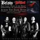 Swedish Doom band BELOW releases 2nd song taken off debut album 'Across The Dark River' exclusively through Rock Hard Germany!