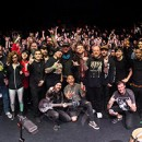 Candiria, Gozu, Good Tiger, Mother Feather, Eyes Of The Sun crush New York City's Gramercy Theatre at the first-ever Blacklight Media Records showcase