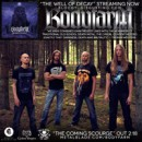 "Bodyfarm stream ""The Well of Decay"" on BloodyDisgusting.com"