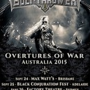Bolt Thrower set to return to Australia after 22 years!
