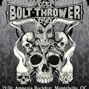 Bolt Thrower announces Overtures of War tour in Canada