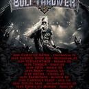 BOLT THROWER announces European tour for the fall!
