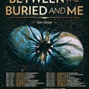 Between the Buried and Me announce additional North American tour dates preceding tour with Meshuggah
