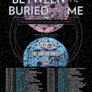 "BETWEEN THE BURIED AND ME announce Fall tour; will perform ""The Parallax"" in its entirety"
