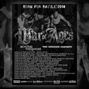 Beyond the Shore to support War of Ages on tour this June!