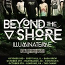Beyond the Shore confirm headlining dates for October!
