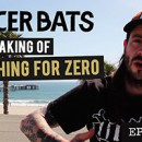 "Cancer Bats post ""Searching for Zero"" studio video part 1!"