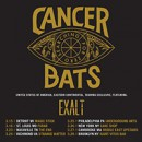Cancer Bats announce headlining US tour for March!