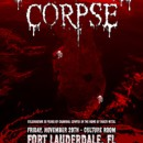 CANNIBAL CORPSE announces 25th anniversary shows in Florida!