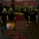Cannibal Corpse lands on worldwide charts for new album, 'Violence Unimagined'