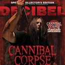 Decibel Magazine announces limited edition Cannibal Corpse special issue with flexi