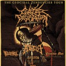 Cattle Decapitation announces North American headlining tour with Atheist, Full of Hell, Primitive Man, Author & Punisher, Vitriol