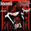 CANNIBAL CORPSE and BEHEMOTH confirm co-headline winter tour 2015!
