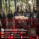 Cannibal Corpse lands on international charts with new album, 'Red Before Black'