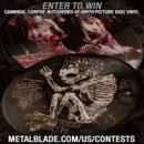"Cannibal Corpse ""Butchered at Birth"" Contest"