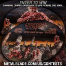 "Cannibal Corpse ""Eaten Back to Life"" Contest"