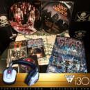 Metal Blade Holiday Contest – Week 3