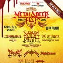 Decibel Magazine Metal & Beer Fest 2020 announces first round of breweries and bands – including Satan!
