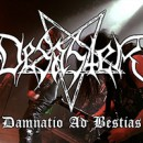 "Desaster premieres live video for ""Damnatio Ad Bestias"" via MetalUnderground.com"