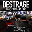 "Destrage launches guitar play-through for ""Host, Rifles And Coke"""