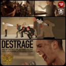"DESTRAGE Premiere Video For Second Single ""Purania"" on FEARnet!"