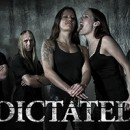 DICTATED signs to Metal Blade Records, announce August release date for 'The Deceived'