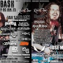 Don't miss Dimebash at Observatory OC in Santa Ana, CA on January 25!