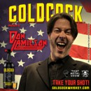 "COLDCOCK American Herbal Whiskey Proudly Introduces Famed Comedian and VH1′s ""That Metal Show"" Co-Host DON JAMIESON as a Celebrity Brand Ambassador!"
