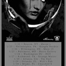 Downfall of Gaia US tour presented by HeavyBlogisHeavy.com announced for 2015!