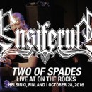 "Ensiferum launches live acoustic version of ""Two of Spades"""