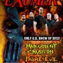EXUMER announces show in Brooklyn, NY!