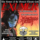 Exumer to return to LA on September 28 – only US appearance for 2014!