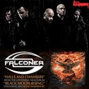 "Swedish folk metal pioneers FALCONER stream new song ""Halls And Chambers"" exclusively via Metal Hammer Germany!"