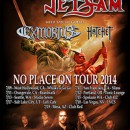 Flotsam and Jetsam announce west coast tour with Exmortus!