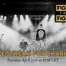 Fight The Fight to raise funds for Redd Barna with their first-ever livestream show