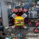 "Metal Blade Records hosts ""Garage Sale"" at Grill 'em All"
