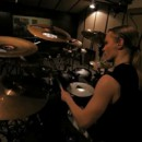 """Gloria Morti launch """"Lex Parimoniae"""" drum performance video"""