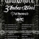 GOATWHORE announces additional dates with 3 INCHES OF BLOOD for May!