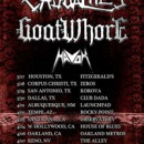 GOATWHORE announces tour with THE CASUALTIES