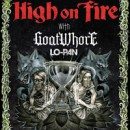 "GOATWHORE announce tour with HIGH ON FIRE; song to appear in season 3 of HBO's ""Treme"""