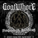 GOATWHORE Adds Second New York Show To North American Headlining Tour Currently Underway