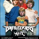 "BATTLECROSS announce ""The Growing Pains"" tour with ABIOTIC!"